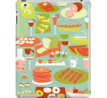 Big Breakfast iPad Case/Skin