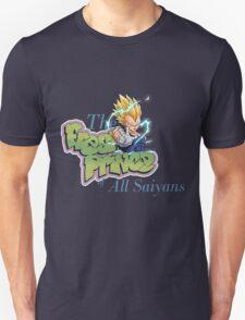 vegeta prince dbz Unisex T-Shirt