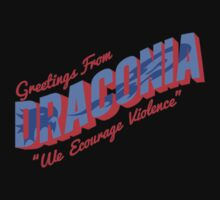 Greetings From Draconia by MattAbernathy