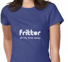 Fritter Womens Fitted T-Shirt