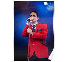 Ryan Molloy - Jersey Boys - Cast Playing At West End Live 2011 Poster
