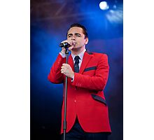 Ryan Molloy - Jersey Boys - Cast Playing At West End Live 2011 Photographic Print