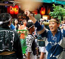 Moment of Joy-Kumamoto Carnival by Ahmedpavel