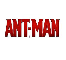 Ant Man glass Photographic Print