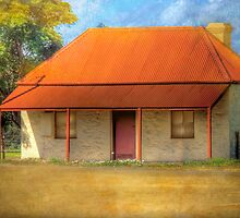 The Cottage - Normanville, South Australia by Mark Richards