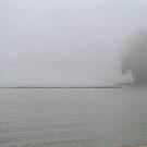 Walkers in the Mist by Jo Nijenhuis