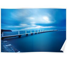 Narrabeen Tidal Pool Poster