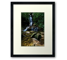 The Empress Out Wide Framed Print