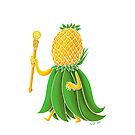 The Majestic Pineapple by lupi
