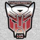 Thunderbots Ho! by coldbludd
