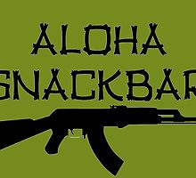 Aloha Snack Bar by sandyworks