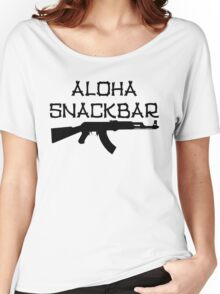 Aloha Snack Bar Women's Relaxed Fit T-Shirt