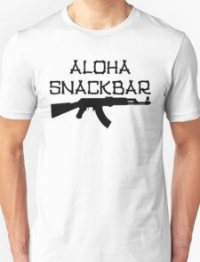 Aloha Snack Bar Unisex T-Shirt
