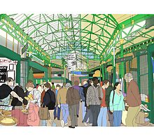 Borough Market, London, UK by Steve Wiltshire
