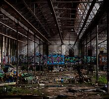 Rozelle Tram Depot - Overview by LiamCameron