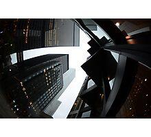 Toronto Financial District Photographic Print