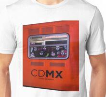 La Catrina Viaja en Metro CDMX 2151 Unisex T-Shirt