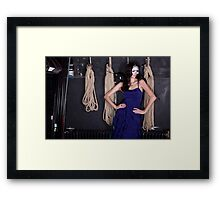 Theatre de la Mode III Framed Print