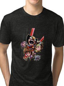 Superhero cute Tri-blend T-Shirt