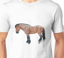 Droopy Draft Lip Unisex T-Shirt