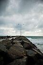 Ocean Scene by Richard Owen