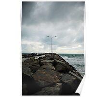 Ocean Scene Poster