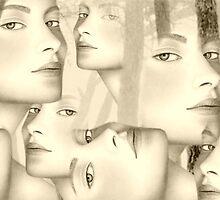 Nine Muses by Cynthia Lund Torroll