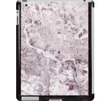 USGS Topo Map Oregon Eugene East 279825 1975 24000 Inverted iPad Case/Skin