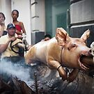Spit roast Cuban style by Stephen Colquitt