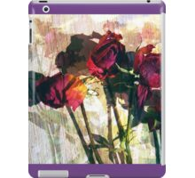 Fading Flora iPad Case/Skin