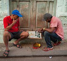 Cuban chess by Stephen Colquitt