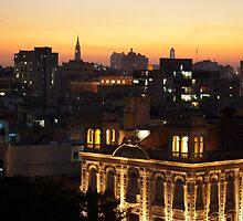 Lights over Havana by Stephen Colquitt