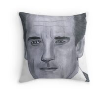 Arnold-schwarzenegger Throw Pillow