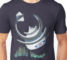 Gloster Meteor F8 Wing Warp T-shirt Design Unisex T-Shirt