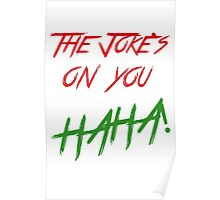The jokes phone Poster
