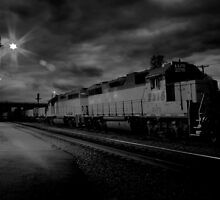 Midnight Express by JLBphoto