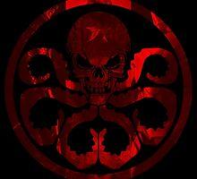 Hydra Skull by metalcharisma