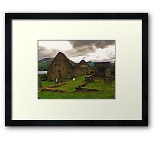 Clachan Duich Framed Print