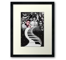 Starway to heaven Framed Print
