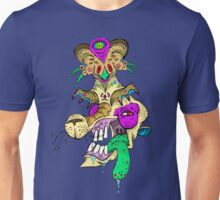 Dog Head Unisex T-Shirt