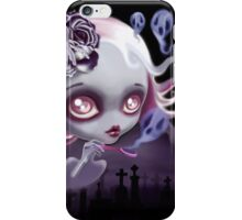 Ghostly Luna iPhone Case/Skin