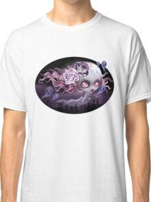 Ghostly Luna Classic T-Shirt