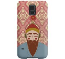 Music for a man Samsung Galaxy Case/Skin