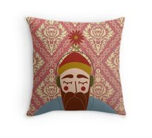 Music for a man Throw Pillow