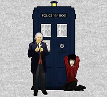 The First Doctor and Susan T-Shirt