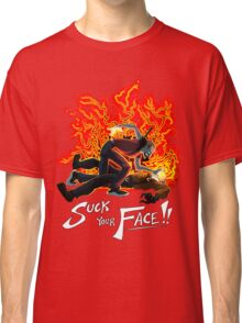 Suck Your Face Classic T-Shirt