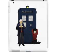 The First Doctor and Susan iPad Case/Skin