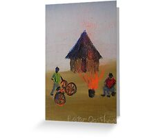 Tranquil Countryside Greeting Card