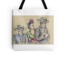 The Fair of Seville or Sevilla Feria Tote Bag