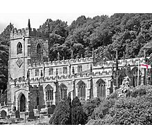 St Nicholas' Church, High Bradfield Photographic Print